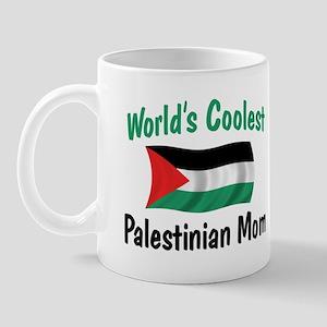 Coolest Palestinian Mom Mug