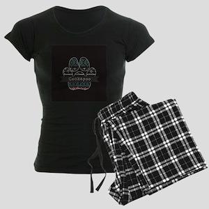 Cockapoo Women's Dark Pajamas