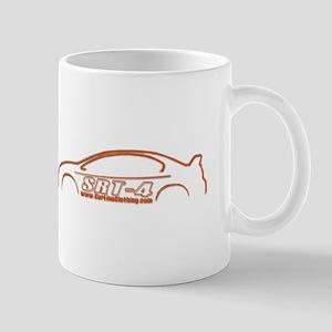 Orange SRT-4 Promo Mug