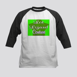 Lot Lizard Couture Kids Baseball Jersey
