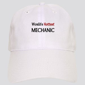 World's Hottest Mechanic Cap