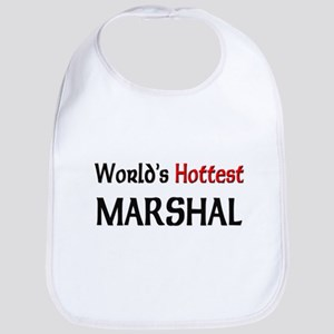 World's Hottest Marshal Bib