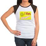 I Hate Chiggers Women's Cap Sleeve T-Shirt