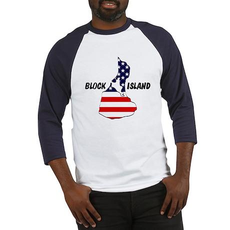 Block Island Baseball Jersey