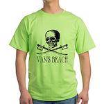 Vans Beach Pirate Green T-Shirt