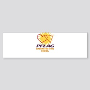 PFLAG Washington State Council Tee Bumper Sticker
