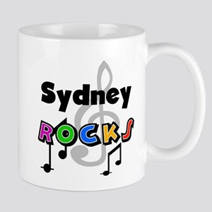 Sydney Rocks Mug
