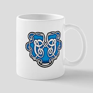 CELTIC50_BLUE Mug