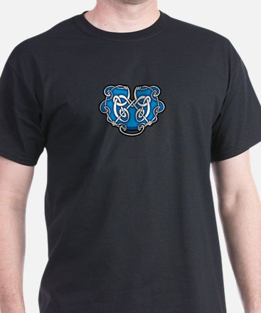 CELTIC50_BLUE T-Shirt
