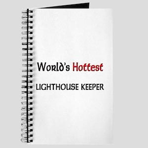 World's Hottest Lighthouse Keeper Journal