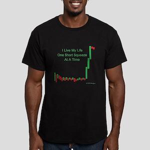 Organic Men's Fitted T-Shirt (dark) T-Shirt