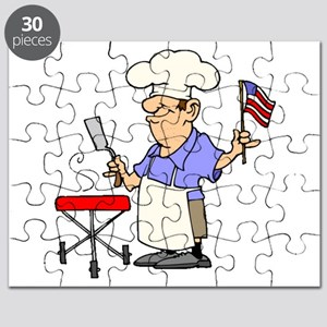 Independence Day Bbq Puzzle