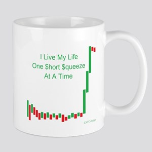 Live Life Short Squeeze Bar Mugs