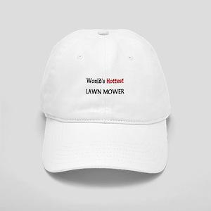 World's Hottest Lawn Mower Cap