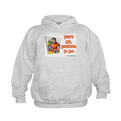 That's Mr. Bartender To You Hoodie