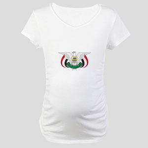 YEMEN Maternity T-Shirt