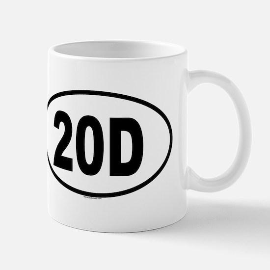 20D Mug