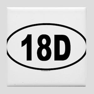 18D Tile Coaster