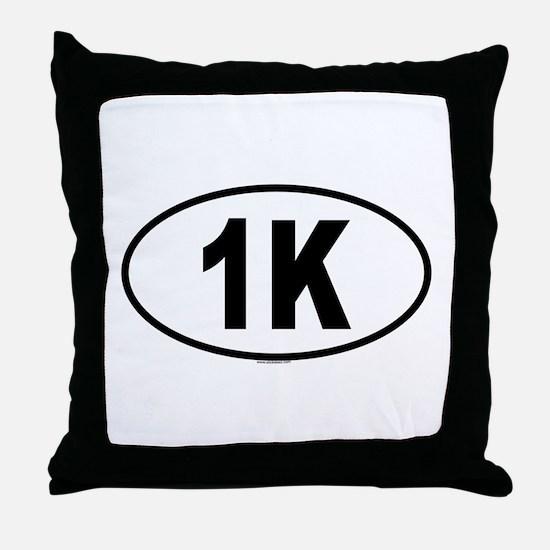 1K Throw Pillow