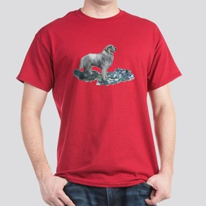 Great Pyr Portrait Dark T-Shirt