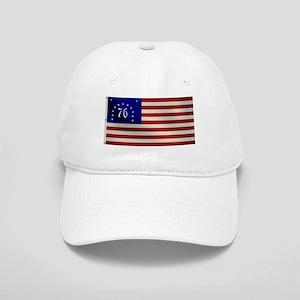 Bennington 1776 Flag Cap