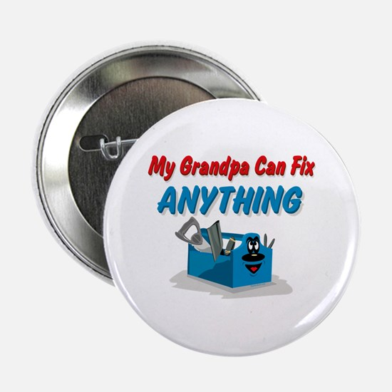 "Fix Anything Grandpa 2.25"" Button"