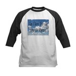 Rapture Wear! Car Kids Baseball Jersey