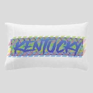 Kentucky Design Pillow Case