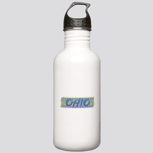 Ohio Design Stainless Water Bottle 1.0L