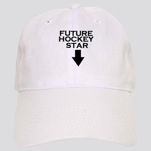 Future Hockey Star Cap