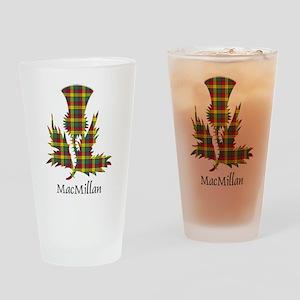 Thistle-MacMillan Drinking Glass