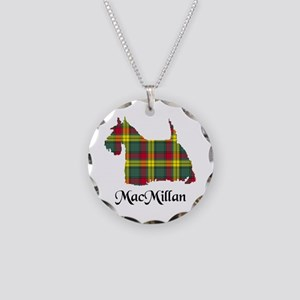 Terrier-MacMillan Necklace Circle Charm