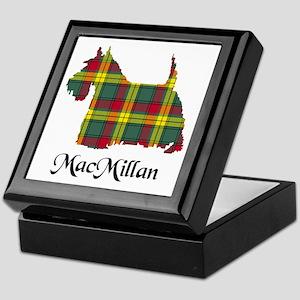 Terrier-MacMillan Keepsake Box