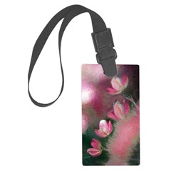 Cherry Tree Blossom Luggage Tag