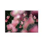 Cherry Tree Blossom Rectangle Magnet (100 pack)