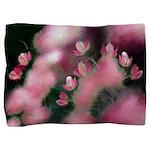 Cherry Tree Blossom Pillow Sham