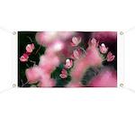 Cherry Tree Blossom Banner