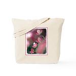 Cherry Tree Blossom Tote Bag