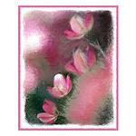 Cherry Tree Blossom Small Poster