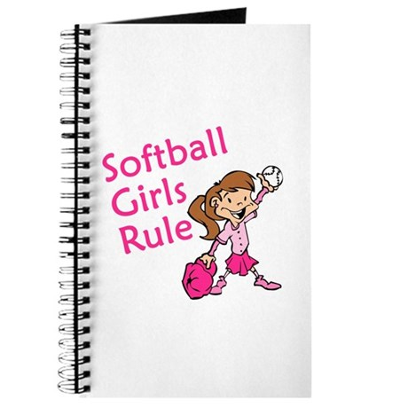 Softball girls Rule Journal