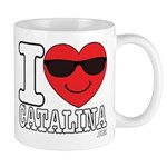I LOVE CATALINA Mugs