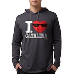 I LOVE CATALINA Long Sleeve T-Shirt