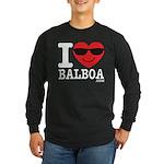 I LOVE BALBOA Long Sleeve T-Shirt