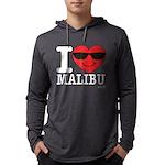 I LOVE MALIBU Long Sleeve T-Shirt
