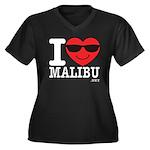 I LOVE MALIBU Plus Size T-Shirt