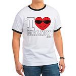 I LOVE MALIBU T-Shirt