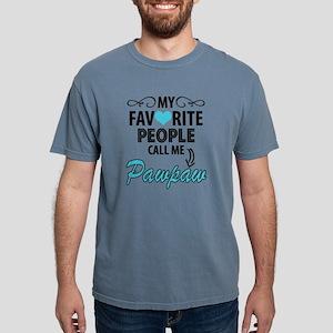 My Favorite People Call Me Pawpaw T-Shirt