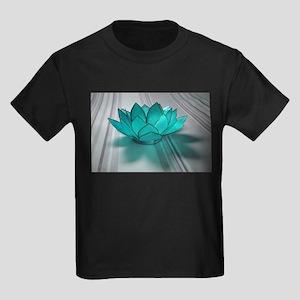 Blue Glass Lotus T-Shirt