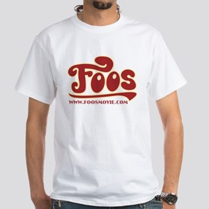 FOOS - Be The Greatest - White T-Shirt