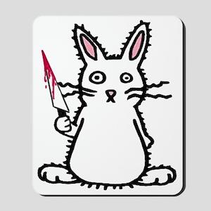 Psycho Bunny Mousepad